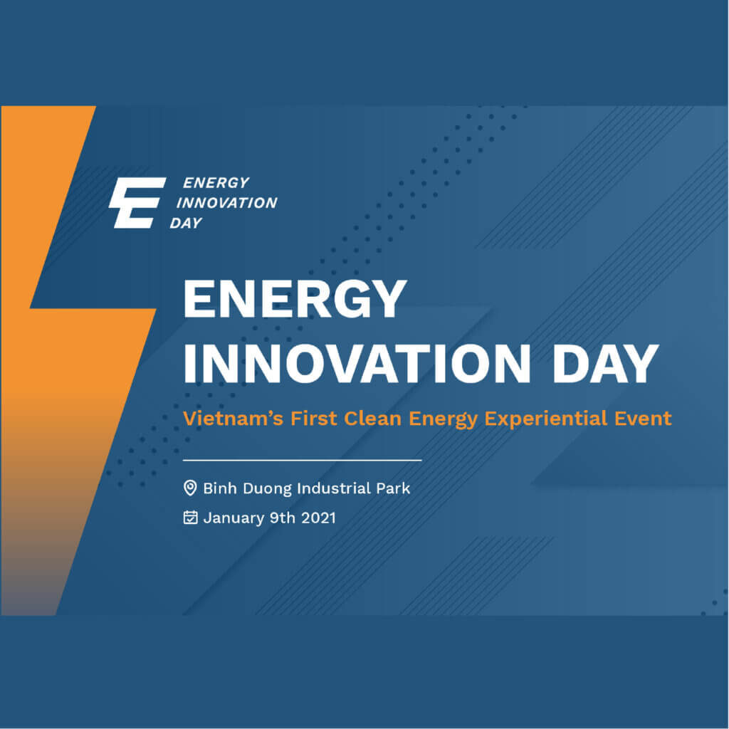 ENERGY INNOVATION DAY – DIVING INTO THE VIETNAM MARKET