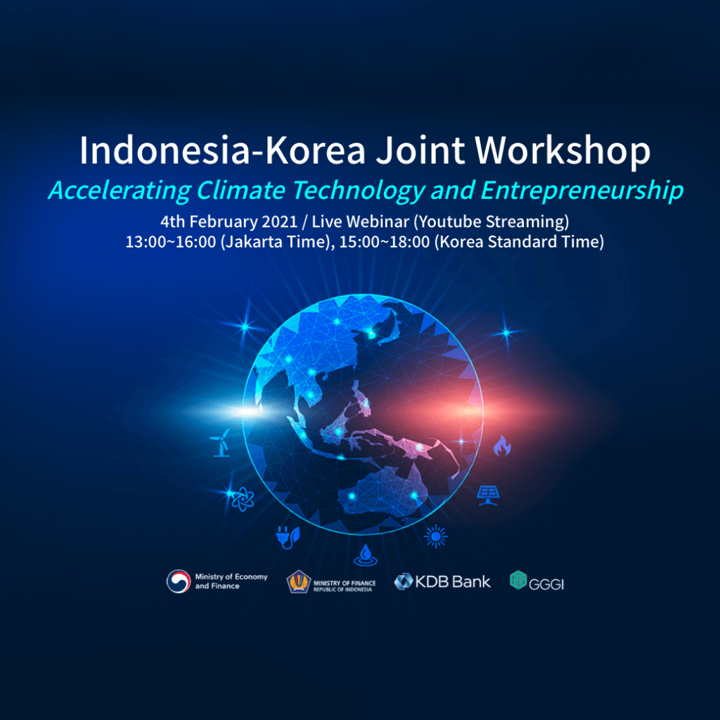 INGINE ATTENDS THE INDONESIA-KOREA JOINT CLIMATE CHANGE RESPONSE WORKSHOP